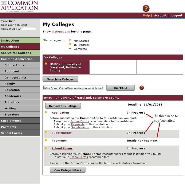 how to apply for application fee waiver