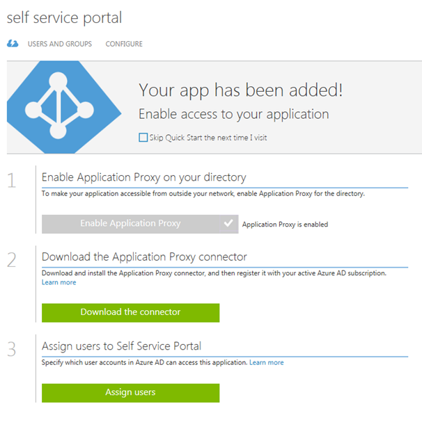 azure ad application proxy connector