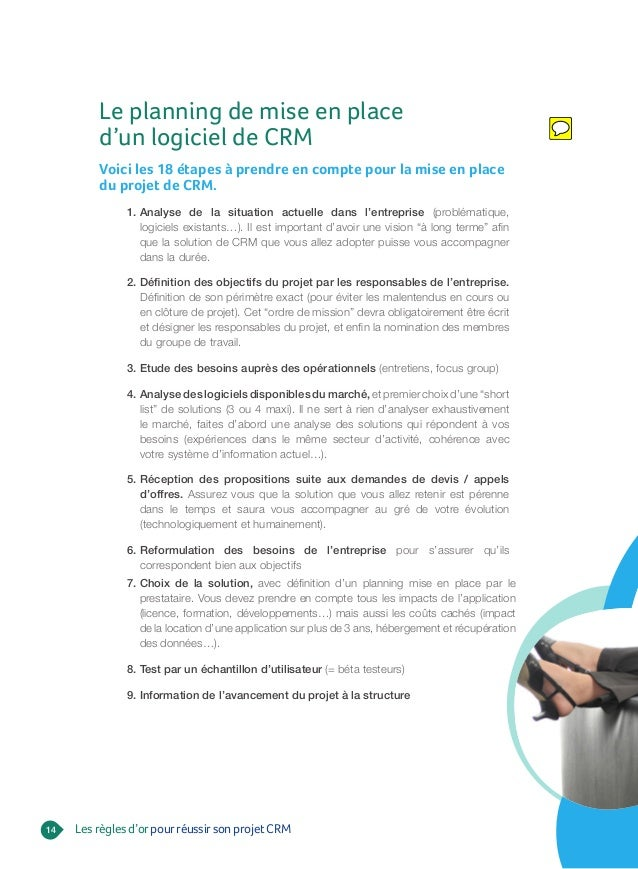 how to test crm application
