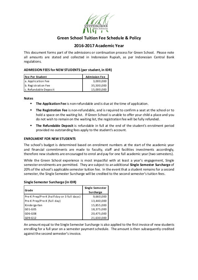 welcome policy application form 2016 17
