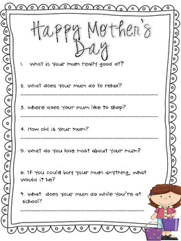 how to answer preschool application questions