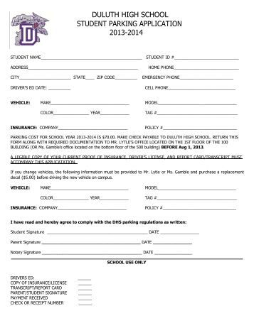 accessible parking permit application form