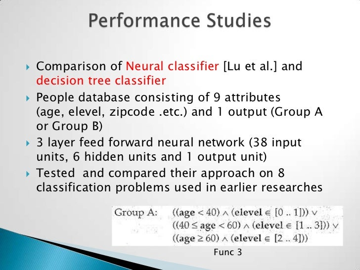 neural network and its application