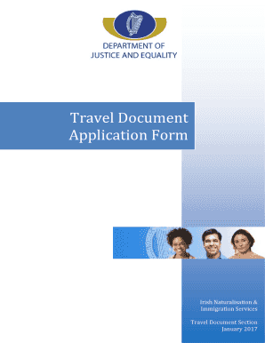 chinese travel document application form