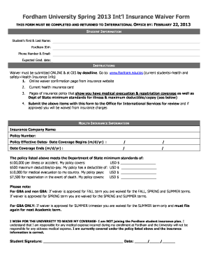 request for waiver of college application fee