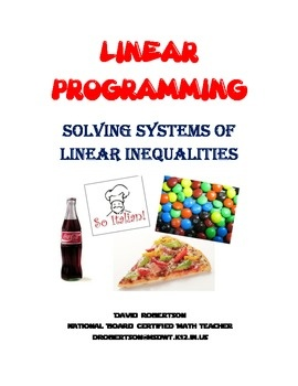 application of linear inequalities in real life