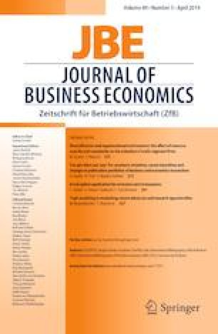 application of measures of dispersion in business