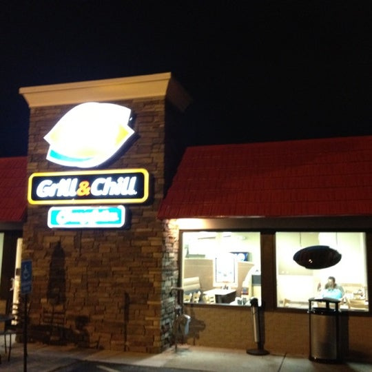 dq grill and chill application