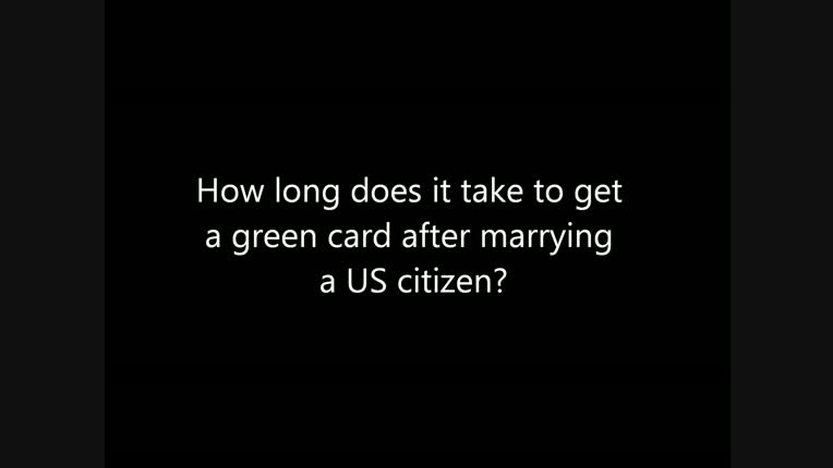 how long does it take for citizenship application